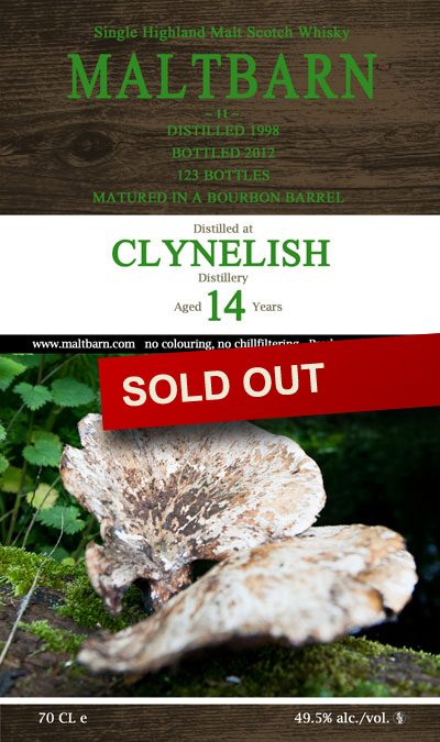 Maltbarn 11 – Clynelish 14 Years