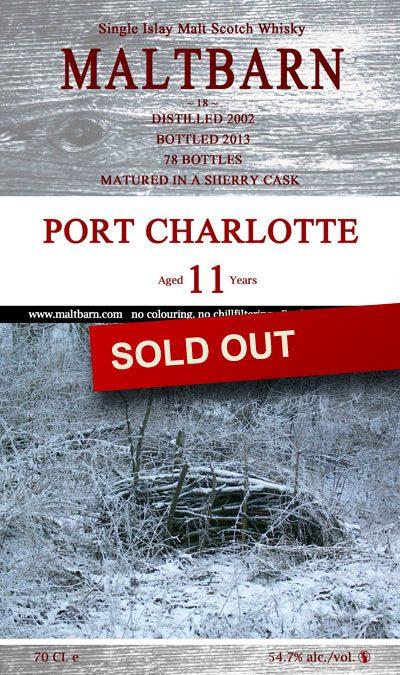 Port Charlotte 11 Years