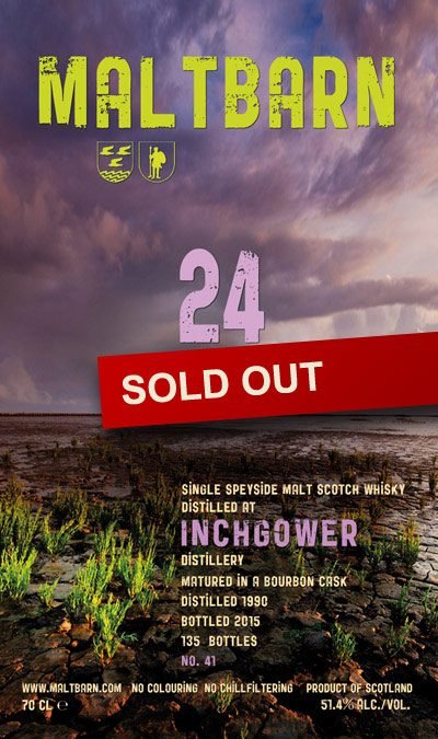 Inchgower 24 Years