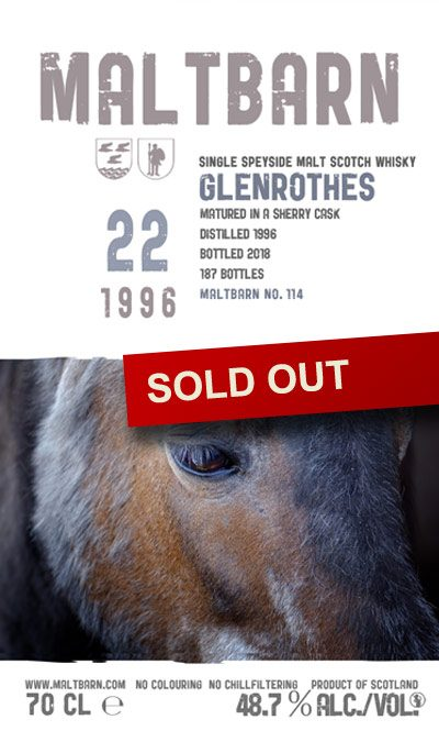 Maltbarn 114 – Glenrothes