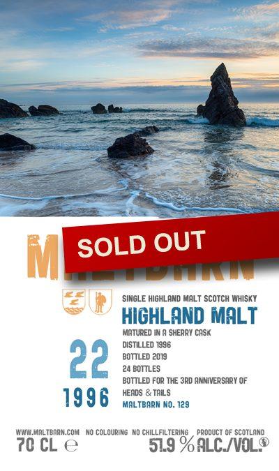 Maltbarn 129 – Highland Malt
