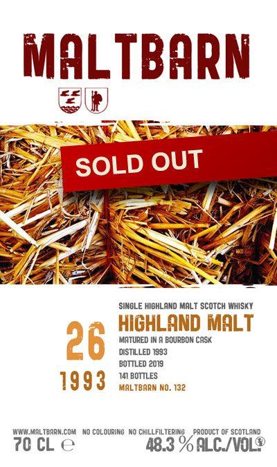 Maltbarn 132 – Highland Malt