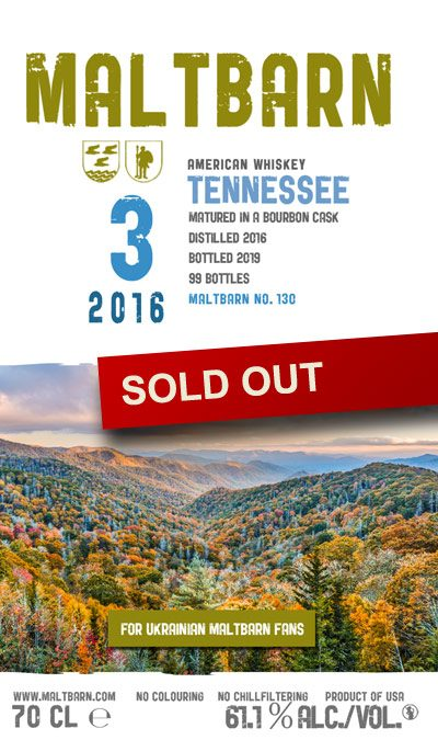 Maltbarn 130 – Tennessee Bourbon
