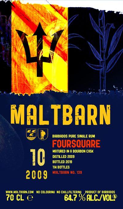 Maltbarn 139 - Foursquare