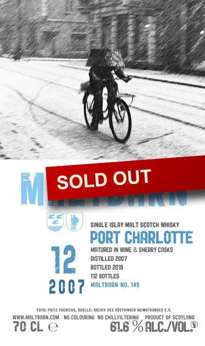 Maltbarn 145 – Port Charlotte