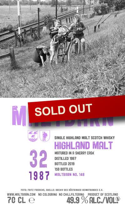 Maltbarn 148 – Highland Malt