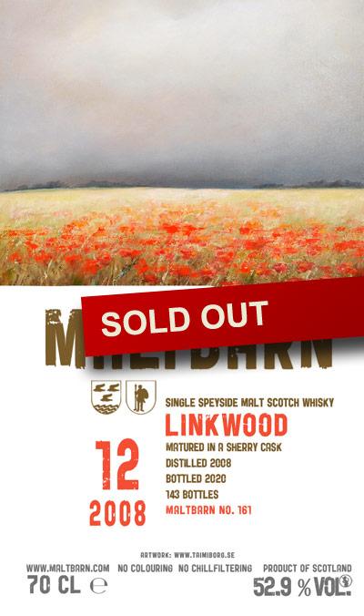 Maltbarn 161 – Linkwood