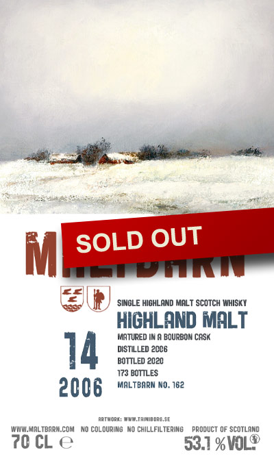 Maltbarn 162 – Highland Malt