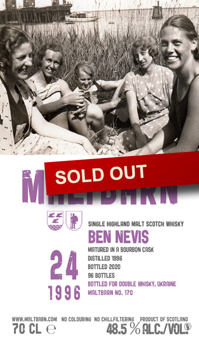 Maltbarn 170 – Ben Nevis