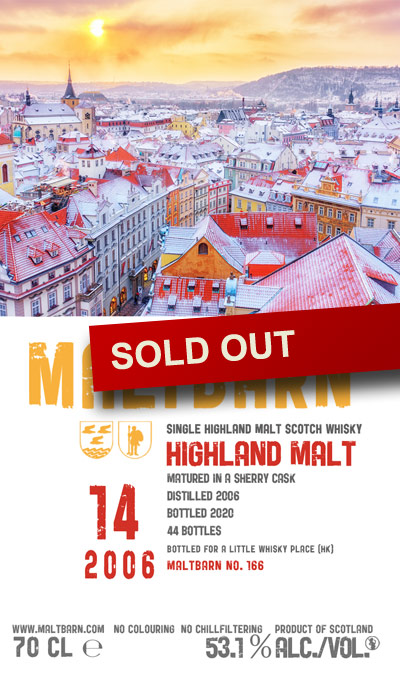 Maltbarn 166 – Highland Malt