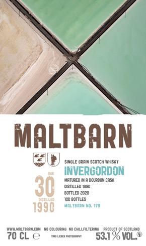 Maltbarn 179 – Invergordon